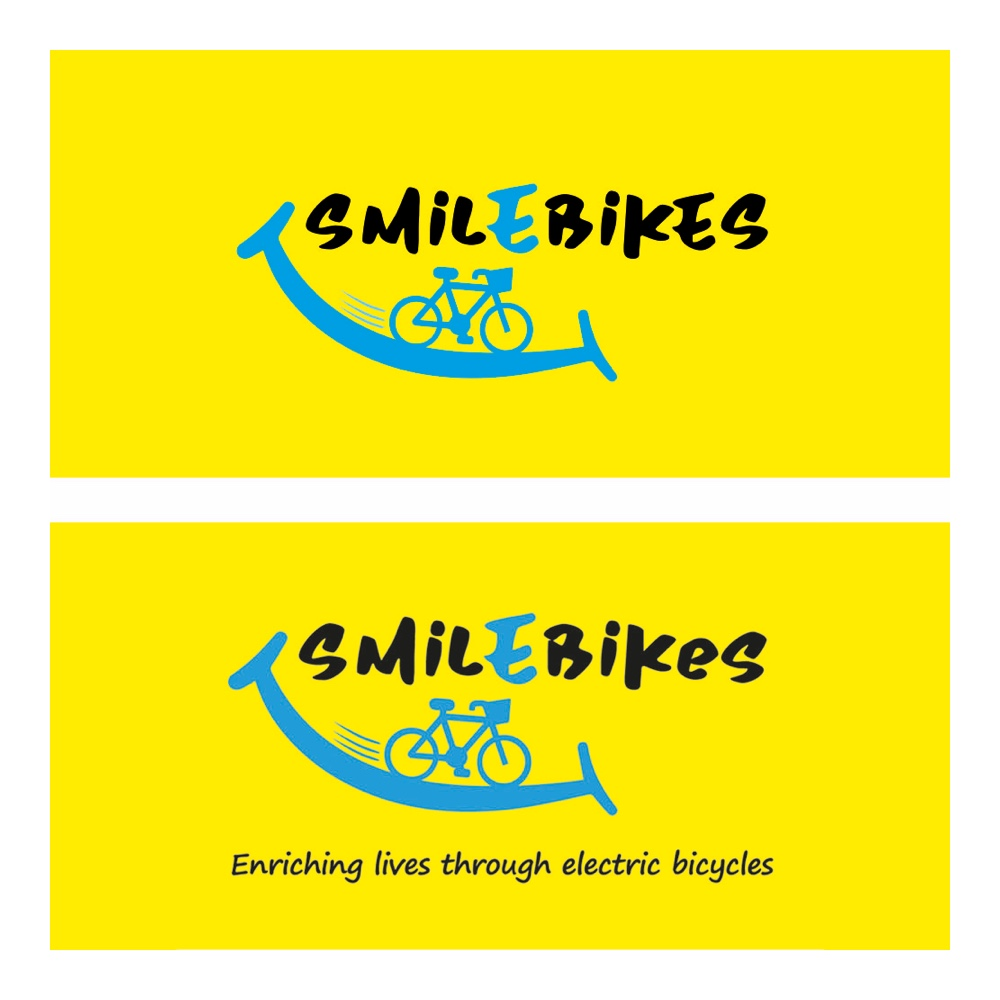 Smilebikes logo update